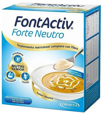 Fontactiv Forte Neutro - 10 Unidades