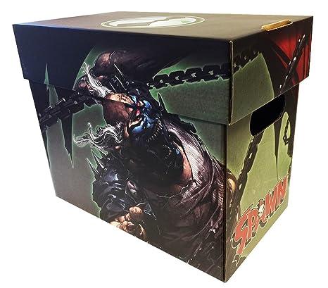 5 Pack engendro vs Violator – Producto oficial con licencia corto Comic cajas de almacenamiento