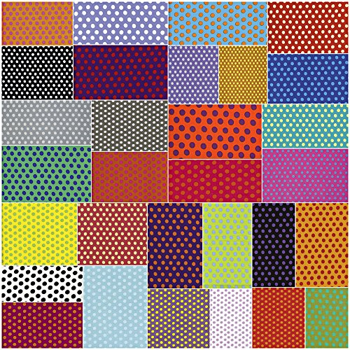 Cotton Candy Quilt Shop (Free Spirit Fabrics Kaffe Fassett Collective Candy 42 Five Inch Squares)