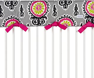product image for Glenna Jean Pippin Convertible Crib Rail Protector, Long