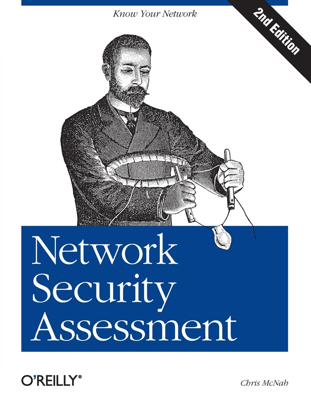 Network security assessment, 3rd edition free download, code.
