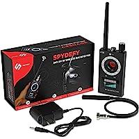 Anti Spy RF Detector Wireless Bug Detector Signal for Hidden Camera Laser Lens GSM Listening Device Finder Radar Radio…