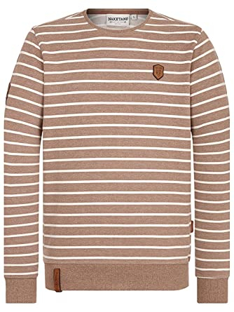 Naketano Herren Sweater Meidericher Sweater