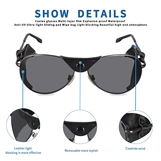 f41cec91de8 Amazon.com  Ossat Polarized Sports Sunglasses for Baseball Running Hiking  Mountaineering Fishing Durable Frame Fits for Cycling and Running.