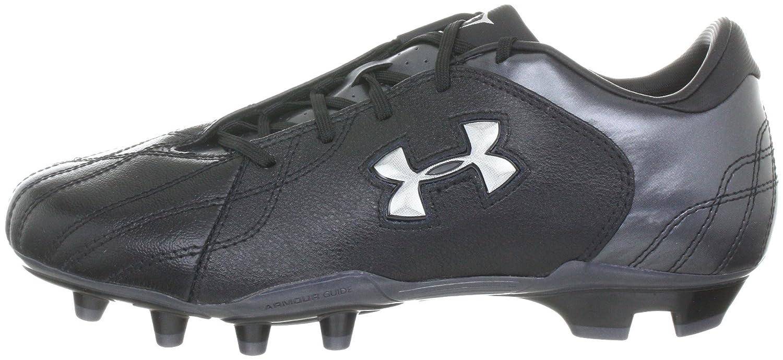 c51fb1233295 Under Armour Mens UA STRIKER II FG Football Shoes Black Schwarz  (BLK BLK CHC 003) Size  40.5  Amazon.co.uk  Shoes   Bags