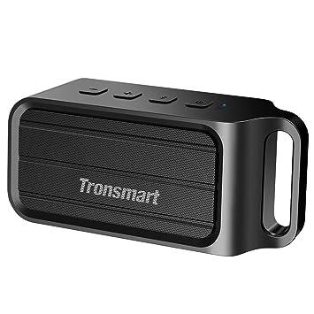 sale retailer 75cd8 399da Bluetooth Speaker, Tronsmart Element T1 Portable Outdoor Waterproof  Speakers 10-Hour Playtime Works with iPhone X 7 Plus 6s 6 Plus Google Pixel  ...