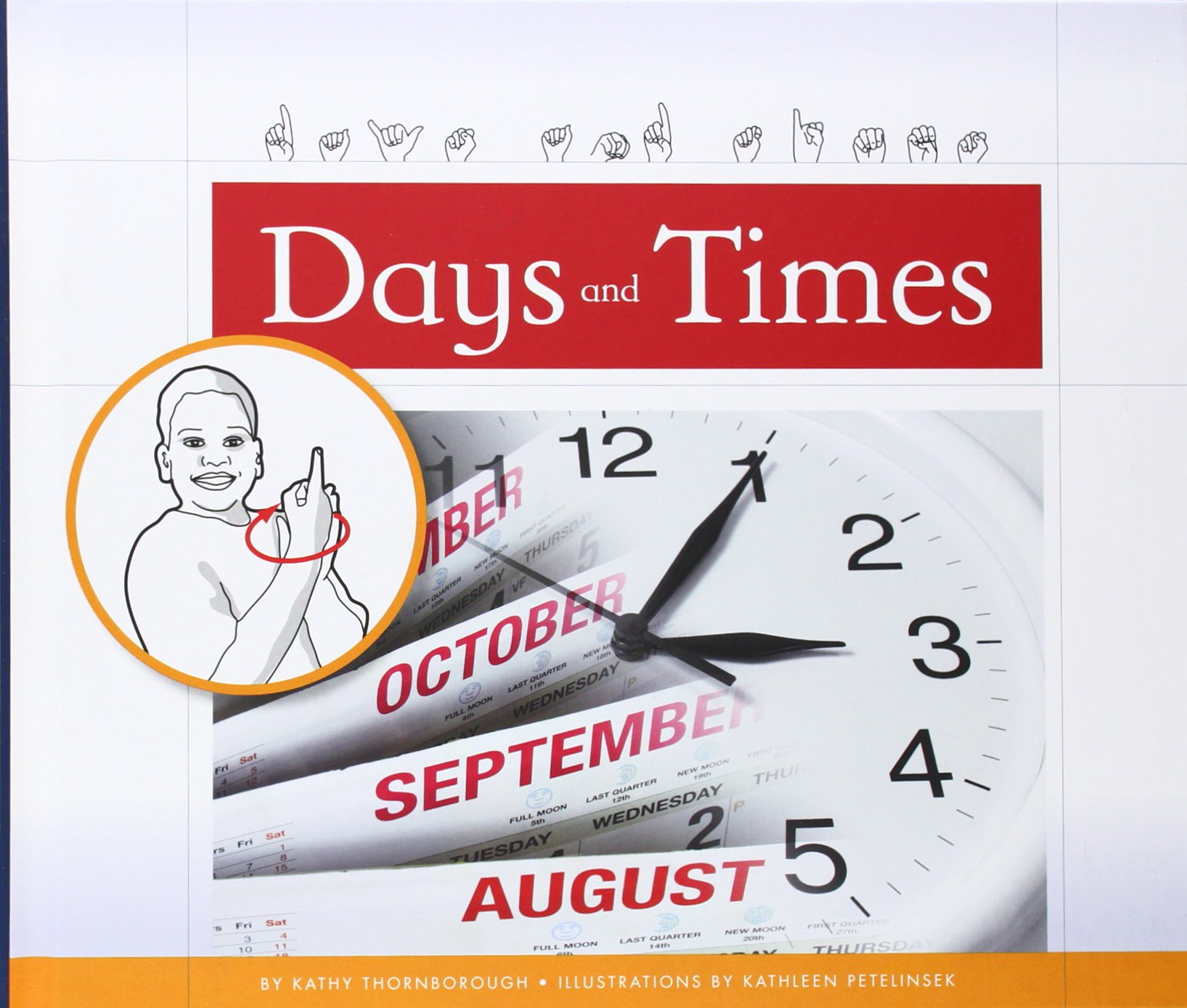 Days and Times (Talking Hands) pdf