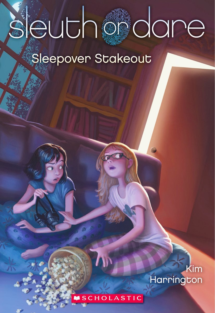Sleuth Dare 2 Sleepover Stakeout product image