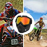 ThyWay Anti-Fog Windproof Motorcycle Goggles Riding