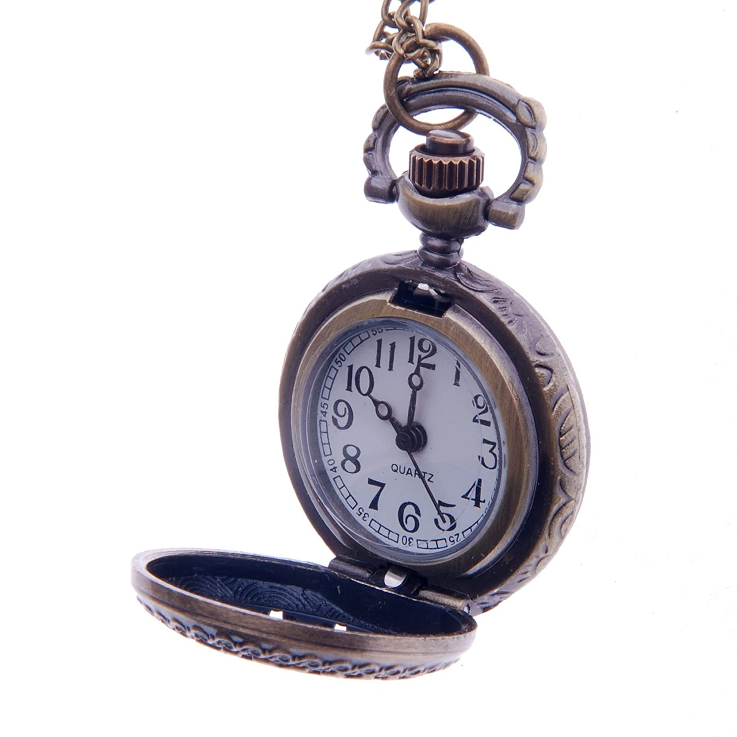 lyst kara metallic ross blue gallery pendant jewelry necklace in product necklaceblue pocket watch