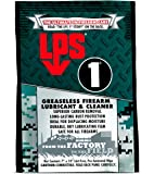 LPS 1 Weapon Wipe Greaseless Firearm Lubricant & Cleaner (Pack of 6)