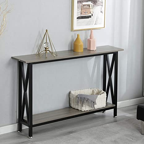Brilliant Amazon Com Sogespower Console Table Sofa Entry Table With Pabps2019 Chair Design Images Pabps2019Com