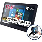 Gechic 1503I 15.6 inch 1080p Portable Touchscreen Monitor with HDMI, VGA Input, USB Powered, Ultralight Weight, Built-in…