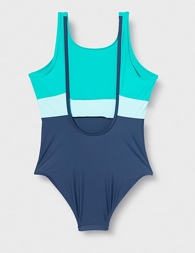ESPRIT Tilly Beach YG Bustier+Brief Set di Bikini Bambina