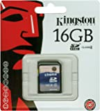 Kingston Speicherkarte SD4/16GB SDHC Klasse 4-16GB