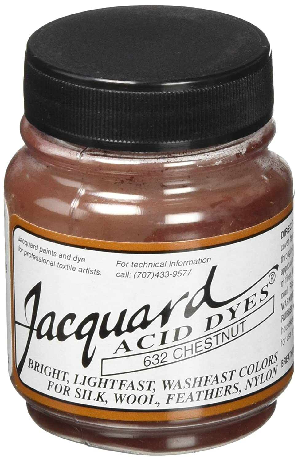 Jacquard Products-Dyes Acid Chestnut, acrilico 102853