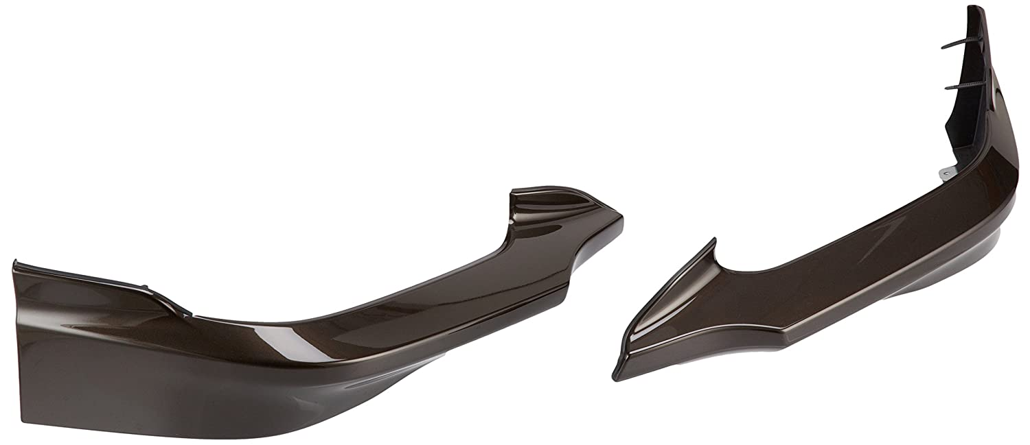 Honda Genuine Accessories 08F01-TS8-1A0 Kona Coffee Metallic Front Underbody Spoiler for Select Civic Models