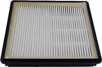 vhbw Filtro Hepa antialérgico de recambio para aspiradoras Nilfisk GM200-Serie reemplaza 21983000: Amazon.es: Electrónica