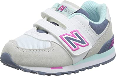 New Balance 574 Iv574nlh Medium, Zapatillas para Niñas: Amazon.es: Zapatos y complementos