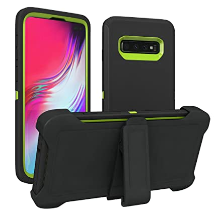 Amazon.com: Funda para Galaxy S10 Plus, ToughBox [Serie ...