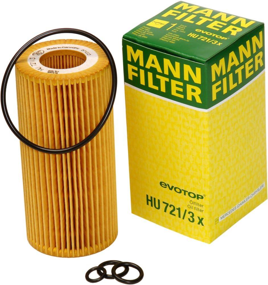 Original MANN-FILTER Ölfilter HU 68 X Smart