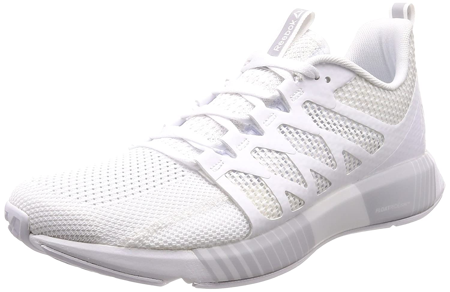 d8a6991cc98 Reebok Women s Fusion Flexweave Cage Spirit White Running Shoes-7.5  UK India (41 EU)(9 US) (CN4712)  Amazon.in  Shoes   Handbags