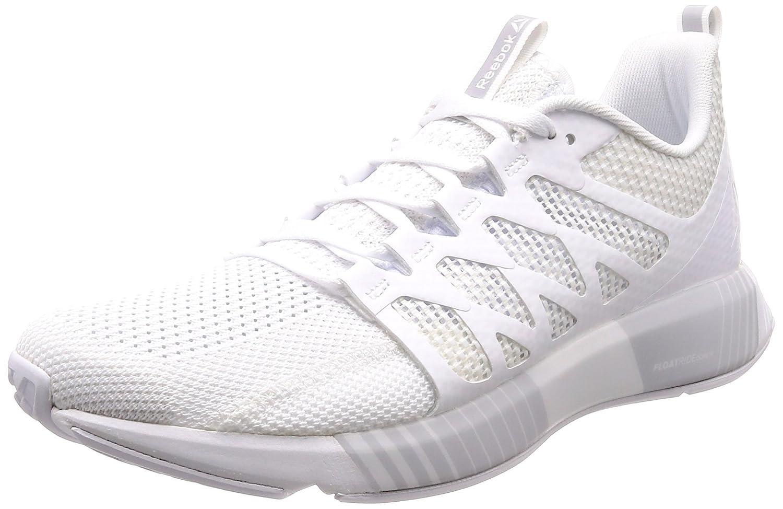 d8a6991cc98 Reebok Women s Fusion Flexweave Cage Spirit White Running Shoes-7.5  UK India (41 EU)(9 US) (CN4712)  Amazon.in  Shoes   Handbags