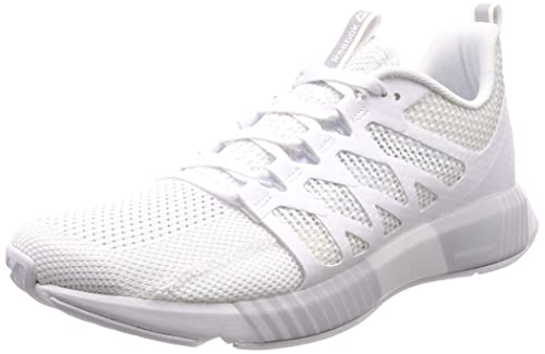738a2847644 Reebok Women s Fusion Flexweave Cage Spirit White Running Shoes-7.5  UK India (41