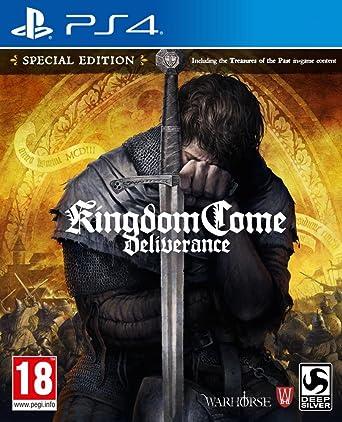 """Résultat de recherche d'images pour """"kingdom come deliverance ps4 cover"""""""