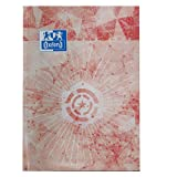 OXFORD METAL Agenda Scolaire Journalier 2018-2019 1 JOUR PAGE 352 Pages 12x18 Rouge
