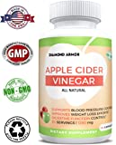 Premium Apple Cider Vinegar Pills – 100% Organic, Pure & Raw - All Natural Weight Loss, Detox, Digestion & Circulation Support – Powerful 1250mg Cleanser, Premium-Non-GMO Cider Capsules