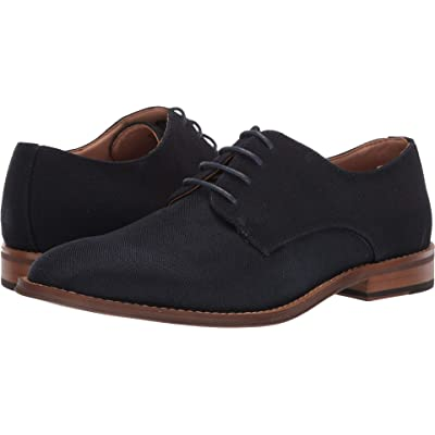 Steve Madden Madden Desk 6 Navy Suede Pu 10.5 | Oxfords