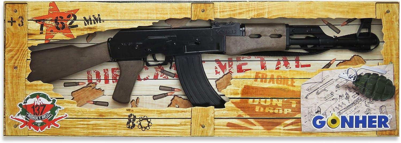 Gonher 37-137 - Rifle De Asalto 8 Tiros 76X26