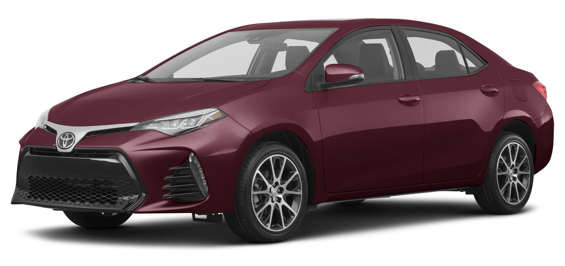 Amazoncom 2017 Toyota Corolla Reviews Images and Specs Vehicles