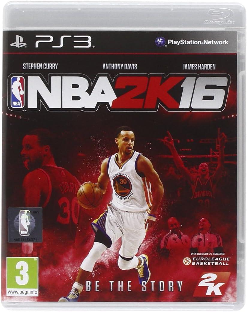 NBA 2K16 [Importación Italiana]: Amazon.es: Videojuegos