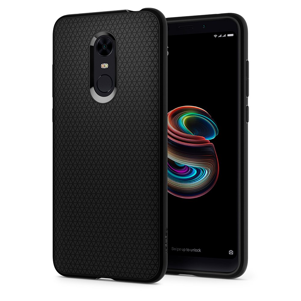 Funda Spigen Xiaomi Redmi Note 5/5 Plus [Black] Air Armor