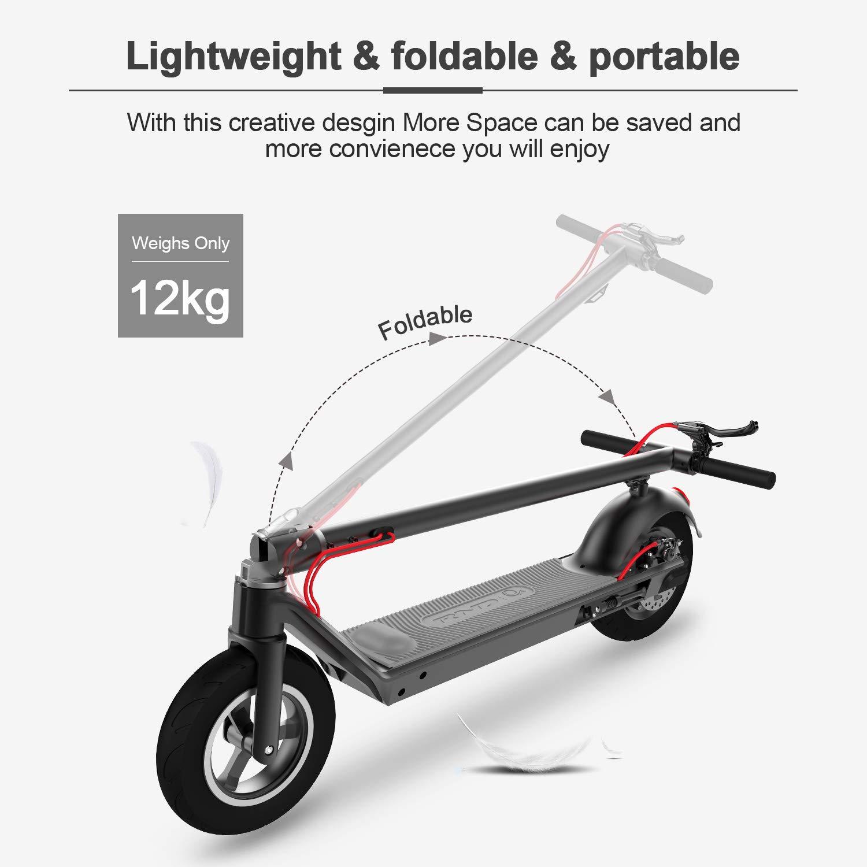 Amazon.com: RND R1 Commuting Scooter eléctrico plegable ...