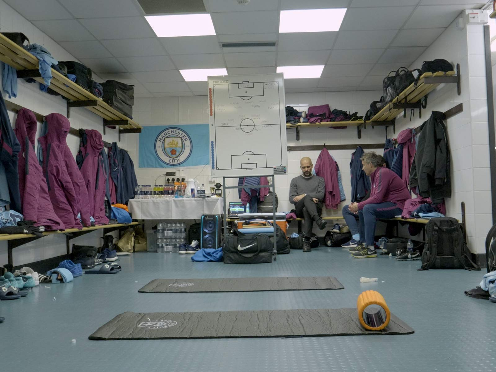 Amazon com: Watch All or Nothing: Manchester City - Season 1   Prime