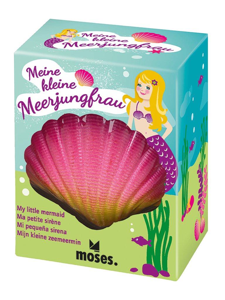 moses 37904 Meine Kleine Meerjungfrau-Wachsende Nixe moses. Verlag GmbH