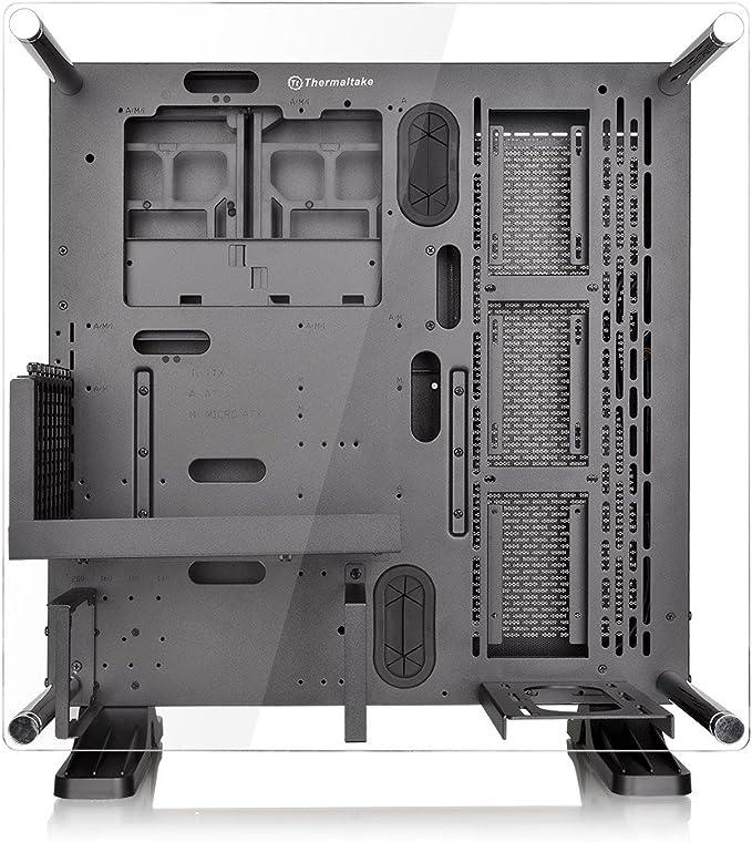 Thermaltake Core P3 - Semitorre ATX, Color Negro: Amazon.es ...