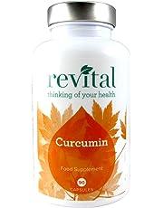 Revital Curcumin 90 Capsules