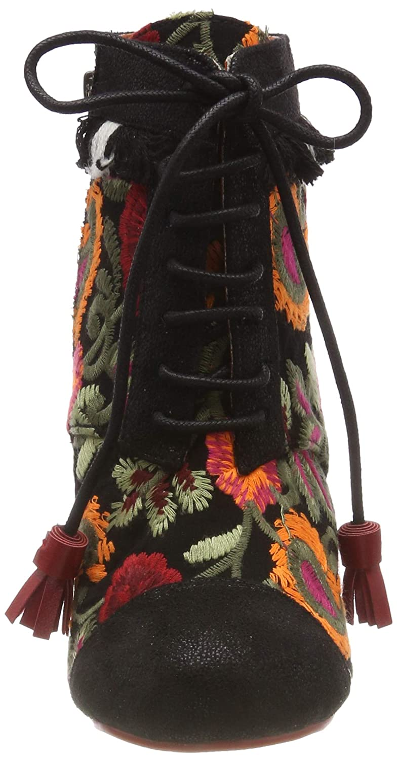Poetic Licence by Irregular Choice Choice Choice Damen Winters Tale Stiefeletten 125cd4