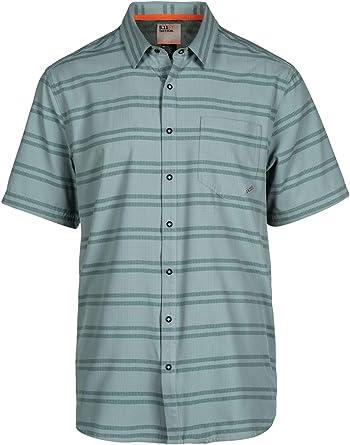5.11 Camisa táctica para Hombre So Swift de Manga Corta, broches de Metal, Estilo 71388 - Verde - X-Small: Amazon.es: Ropa y accesorios
