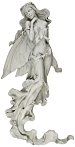 Design Toscano Brianna the Summer Breeze Fairy Wall Sculpture