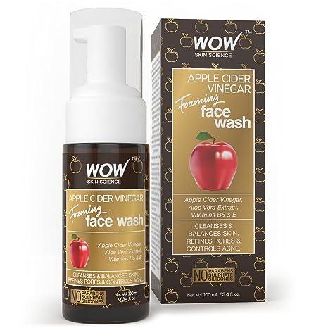 facial vinegar Apple cleanser cidar