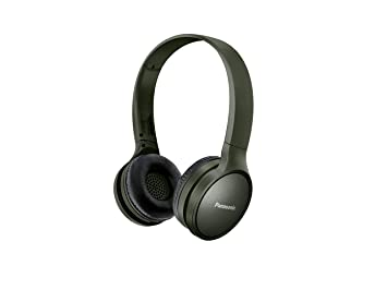 Buy Panasonic Rp Hf410bgcg Street Wireless Bluetooth Headphones Green Online At Low Prices In India Amazon In