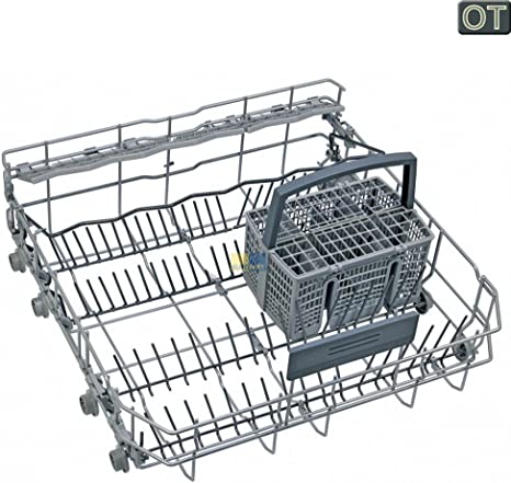 Auténtica Siemens para cesta inferior de lavavajillas: Amazon.es ...