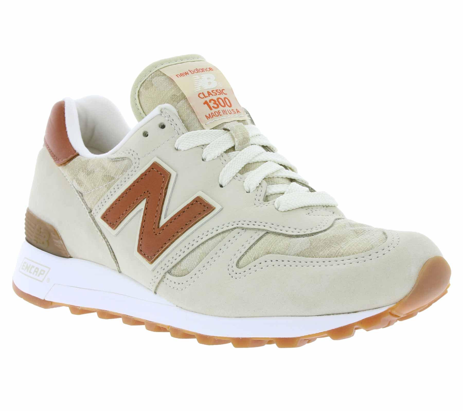New Balance 1300 Made in USA Age Of Exploration Schuhe Herren Sneaker Turnschuhe Beige M1300DSP, Größenauswahl:40