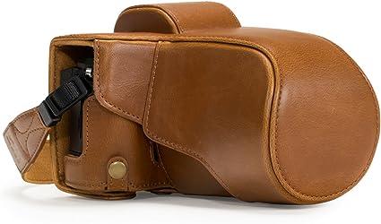 Megagear Olympus Om D E M5 Mark Ii Ever Ready Leder Kamera
