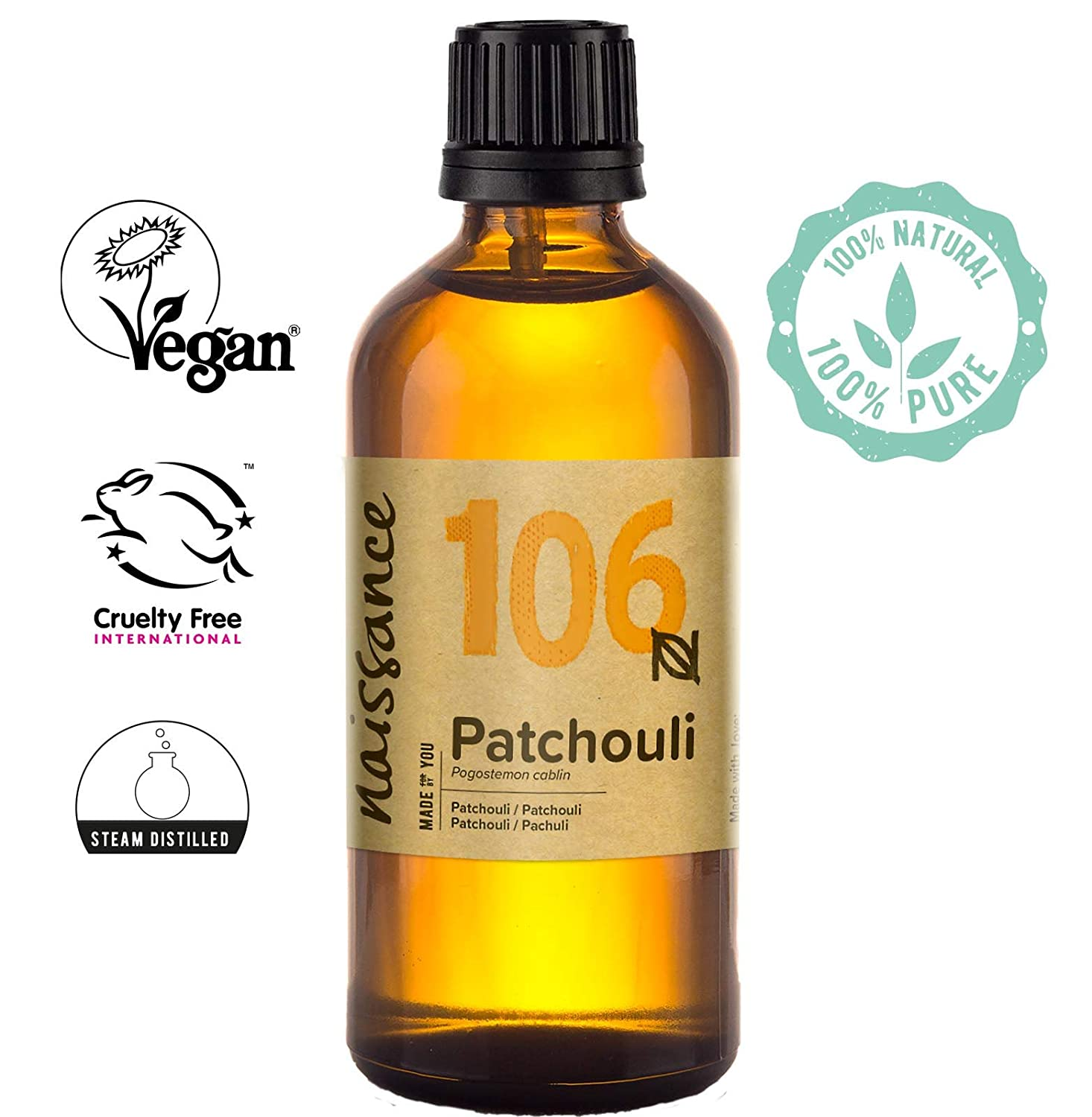 aceite pachuli